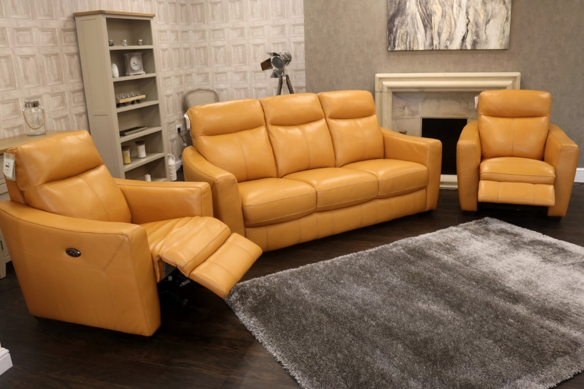 New Compact Collection Midi (Famous Designer Brand Pertaining To Yellow Sofa Chairs (View 1 of 15)