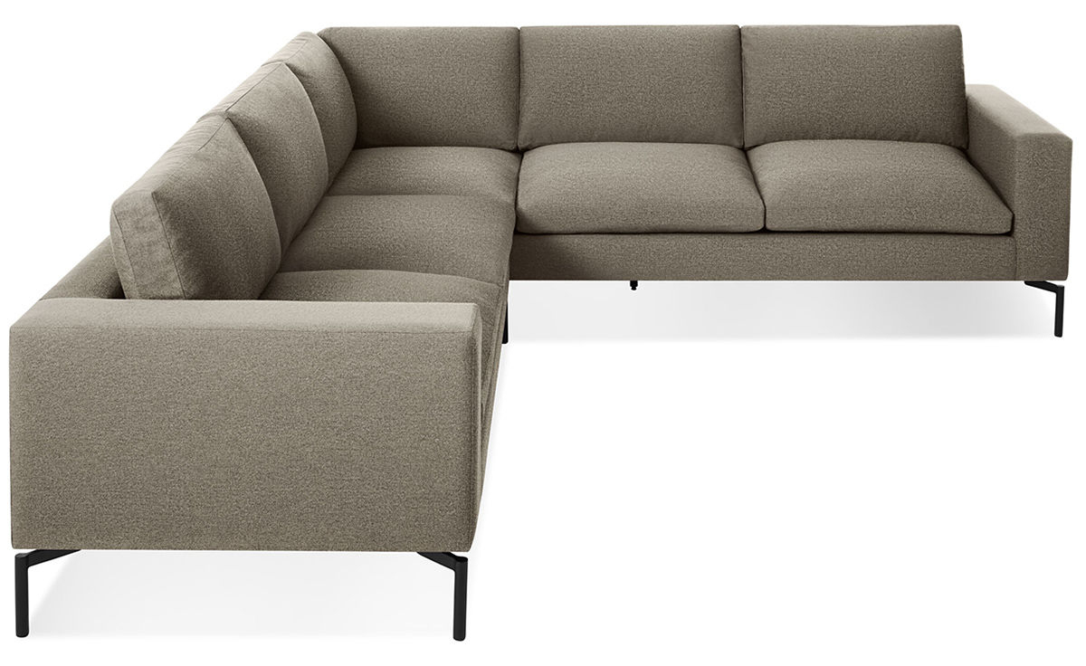 New Standard Small Sectional Sofa – Hivemodern In Small Sofas And Chairs (View 3 of 15)