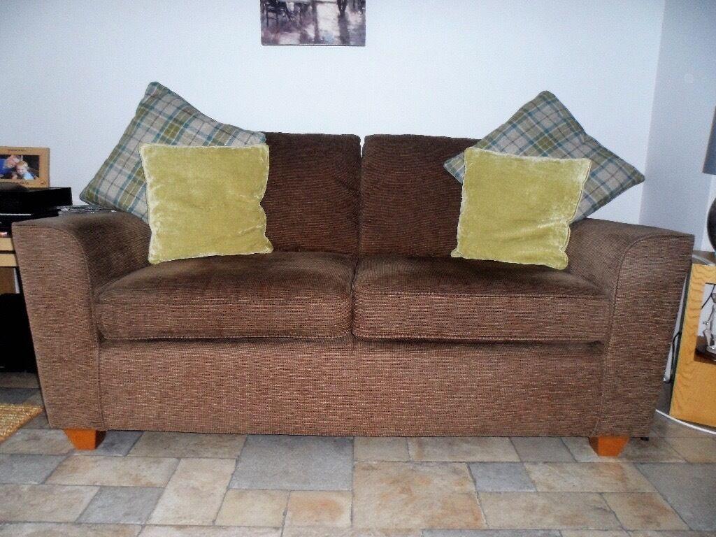 Next Montana Brown (Mocha) 2 Seater Sofa: Very Good For Montana Sofas (View 13 of 15)
