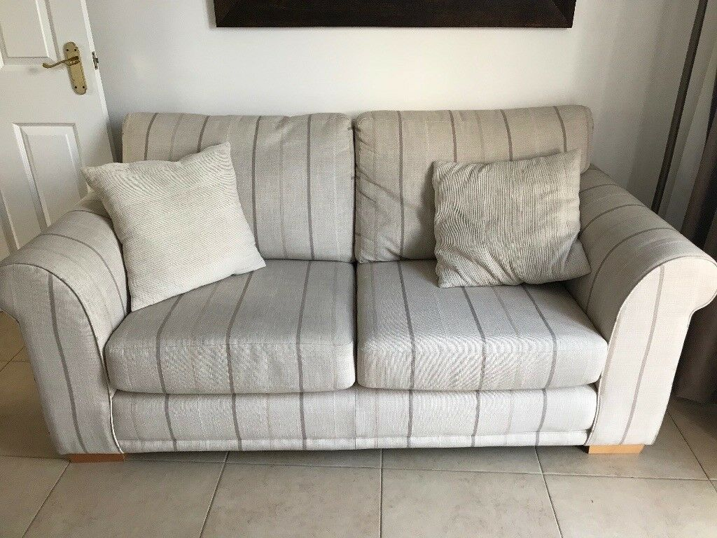 Next Small Two Seater Sofa In Clean Condition (View 11 of 15)