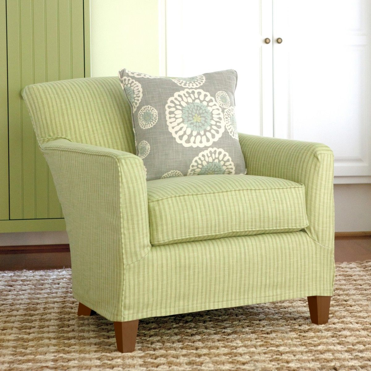 Nina Chair   Cottage Style Chair, Coastal Living Style With Cottage Style Sofas And Chairs (View 1 of 15)