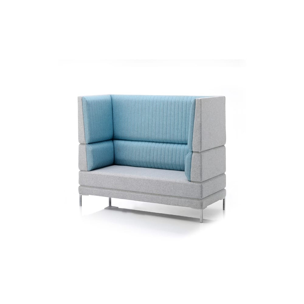 Ocee Design Henray High Back Acoustic Sofa With Regard To Sofas With High Backs (View 14 of 15)