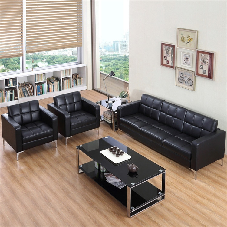 Office Sofa Commercial Furniture Office Furniture Office Intended For Office Sofas And Chairs (View 11 of 15)