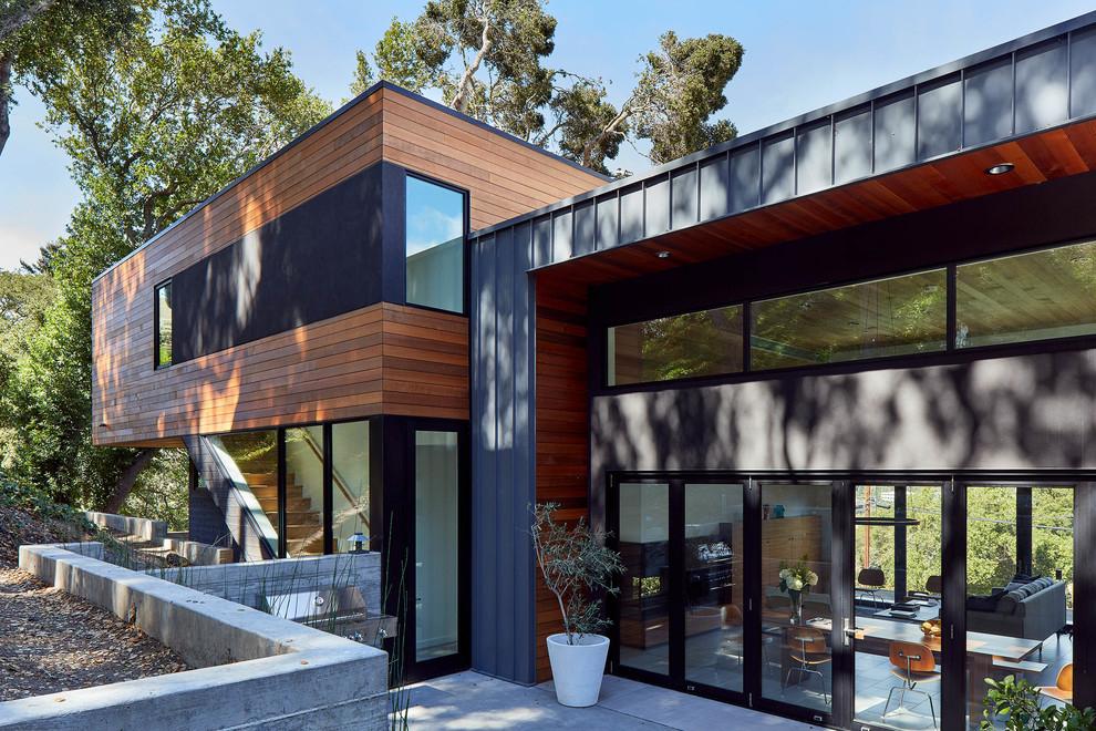 Orinda Residence – Modern – San Francisco  Abraham Inside Orinda Sofas (View 11 of 15)