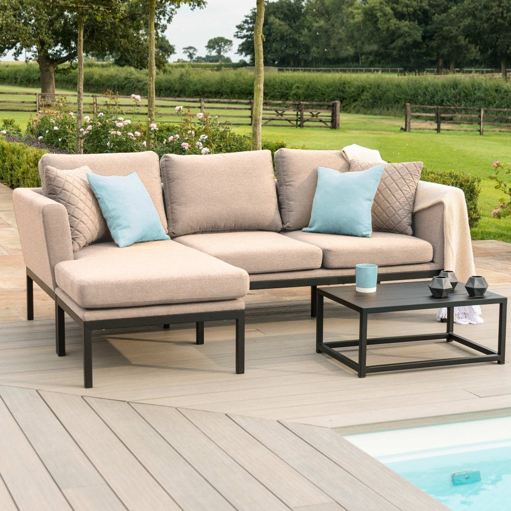Outdoor Fabric Pulse Sofa Set – Outdoor Living From Breeze Inside Fabric Sofas (View 15 of 15)
