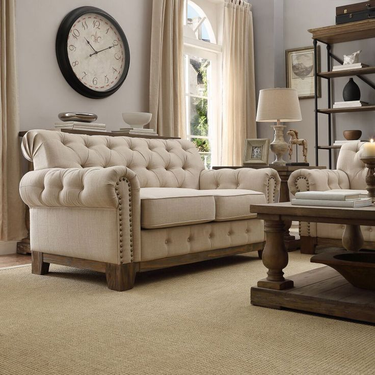 Overstock: Online Shopping – Bedding, Furniture Within Artisan Beige Sofas (View 9 of 15)