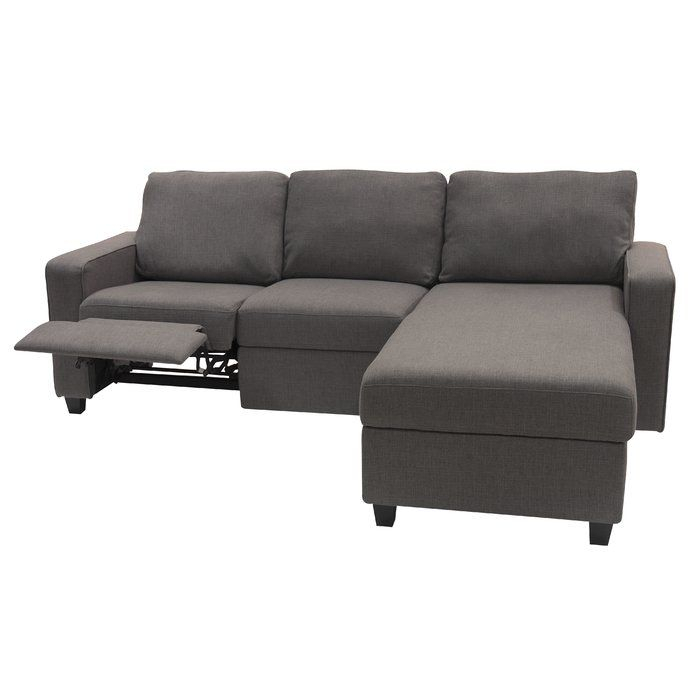 Palisades Reclining Sectional | Reclining Sectional With Regard To Copenhagen Reclining Sectional Sofas With Right Storage Chaise (View 9 of 15)