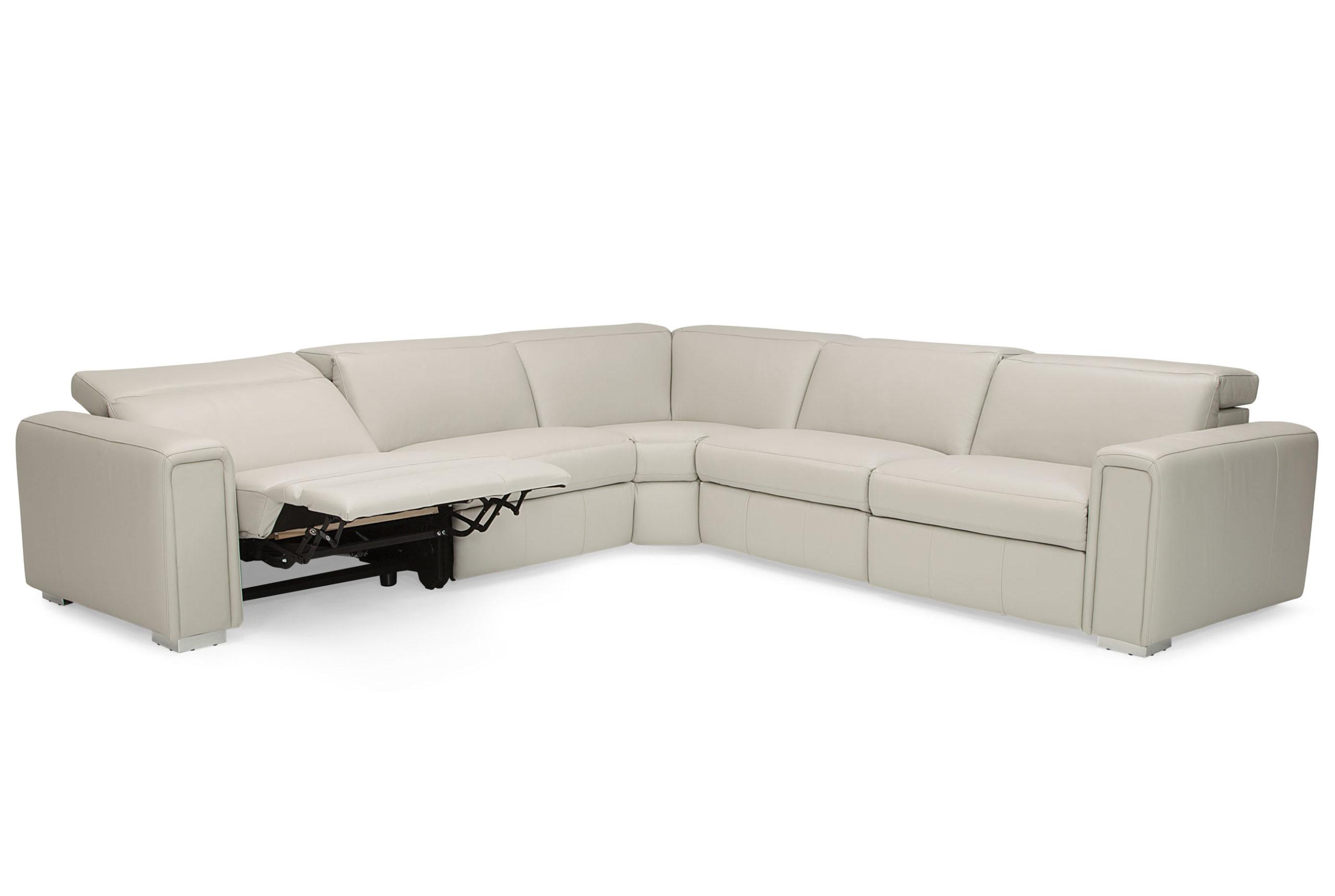 Palliser Titan 44004 Reclining Sectional With Power Within Titan Leather Power Reclining Sofas (View 3 of 15)