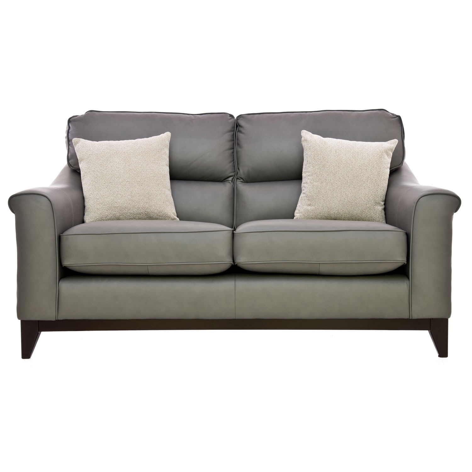 Parker Knoll Montana 2 Seater Leather Sofa | Leekes For Montana Sofas (View 1 of 15)