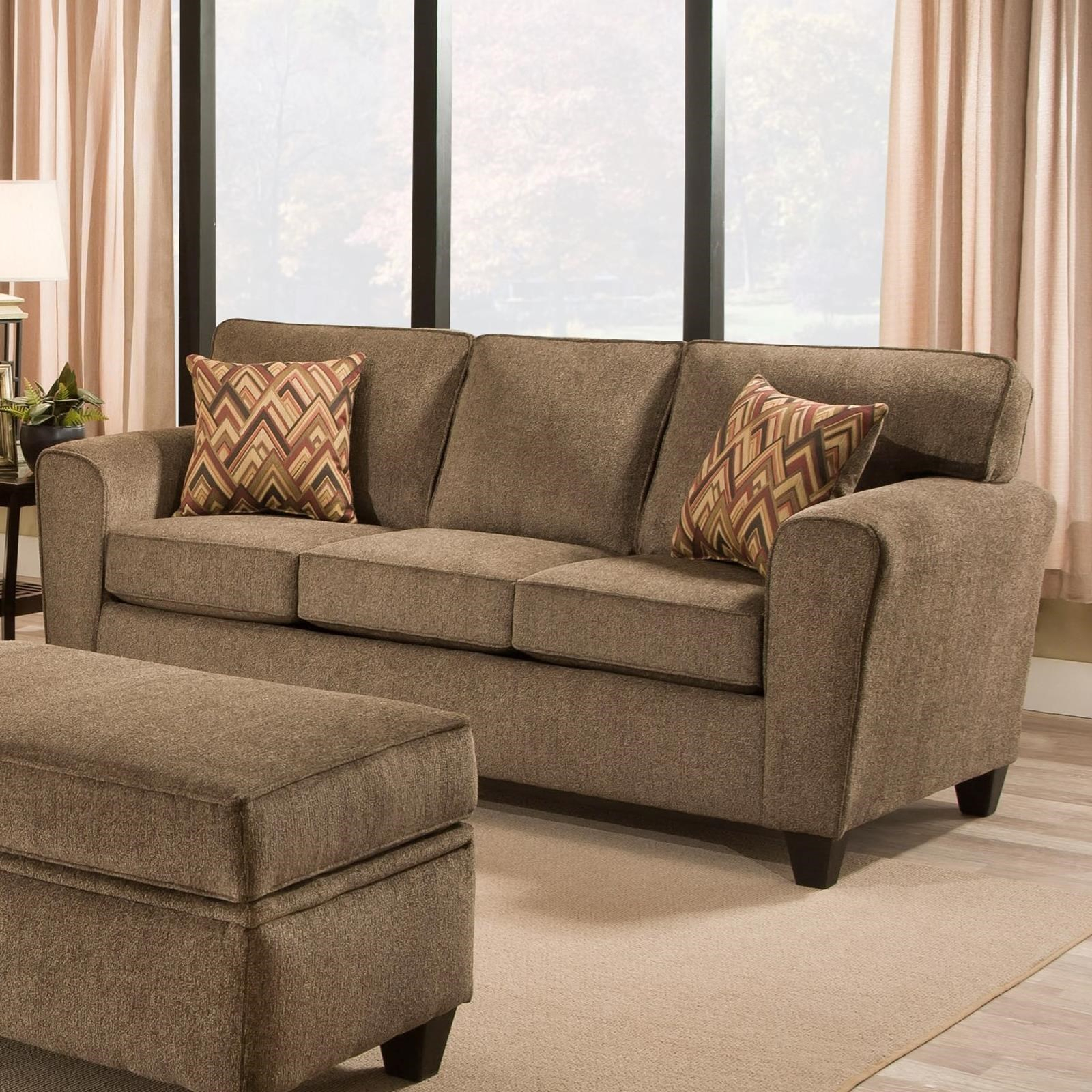 Peak Living 3100 Sofa With Casual Style | Prime Brothers In Casual Sofas And Chairs (View 12 of 15)