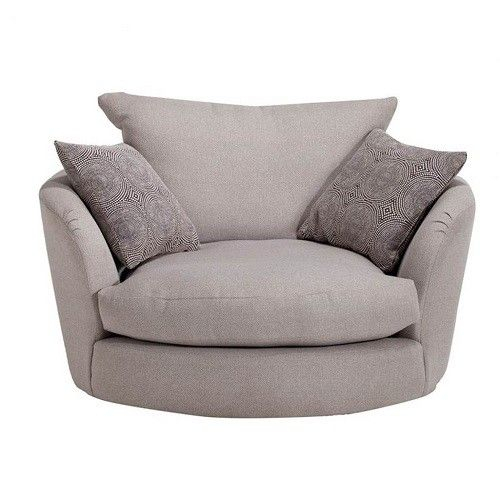 Pin On Bedroom Furniture Intended For Cuddler Swivel Sofa Chairs (View 15 of 15)