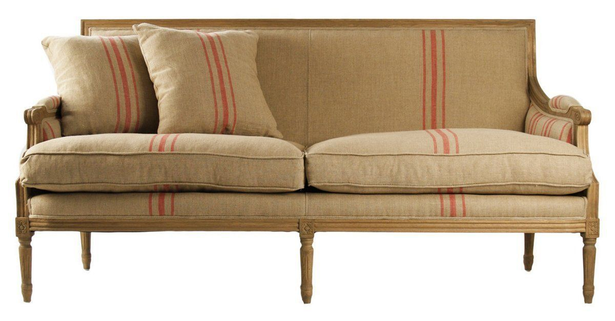 Pinольга On Furniture In 2020   Striped Sofa Regarding Striped Sofas And Chairs (View 11 of 15)