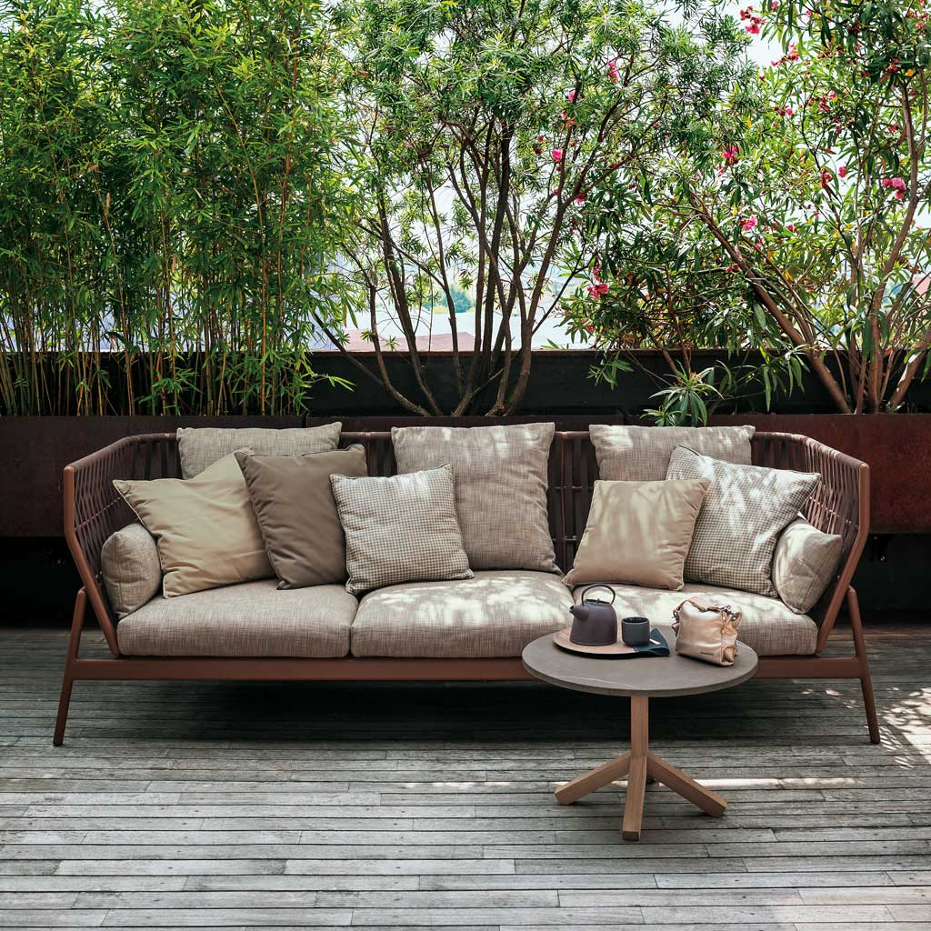 Piper Outdoor Sofaroda Contemporary Outdoor Furniture With Outdoor Sofa Chairs (View 13 of 15)