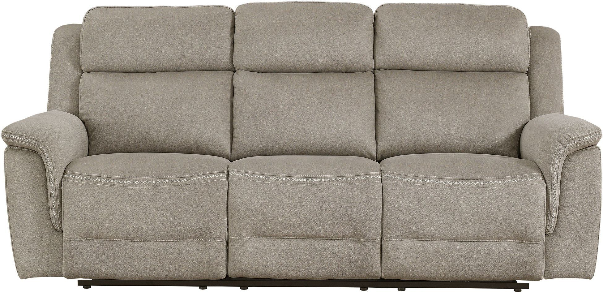 Prime Resources Noah Collection Power Reclining Sofa With Intended For Power Reclining Sofas (View 6 of 15)