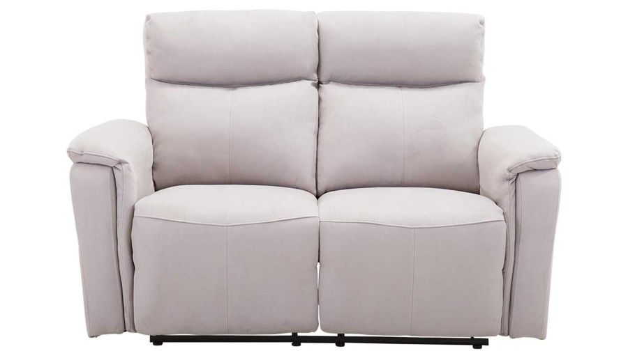 Reclining Loveseats – Living Room   Home Zone Furniture In Forte Gray Power Reclining Sofas (View 8 of 15)