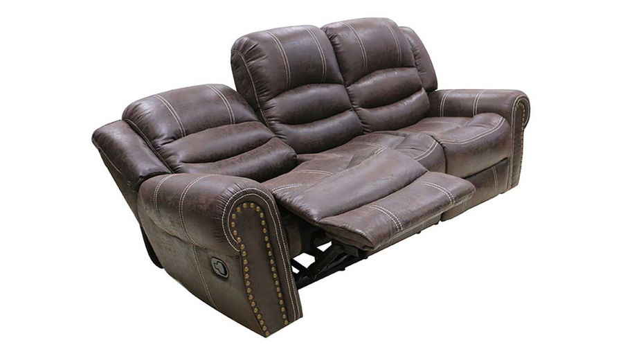 Reclining Sofas – Home Zone Furniture – Furniture Stores With Regard To Forte Gray Power Reclining Sofas (View 7 of 15)