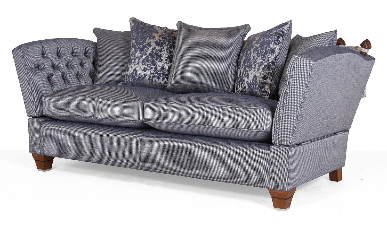 Richmond Knole 3 Seat Sofa In Cosmopolitan, Fabric Sofas For Richmond Sofas (View 6 of 15)