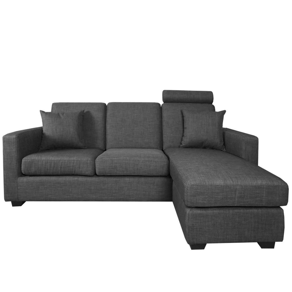 Richmond Sofa Grey   Furniture & Home Décor   Fortytwo Pertaining To Richmond Sofas (View 12 of 15)