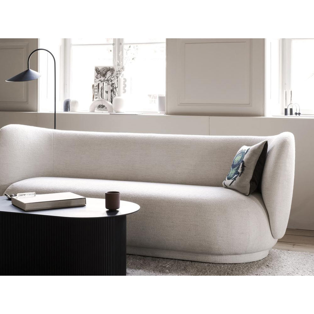 Rico 4 Seater Sofa – Rouse Home Pertaining To 4 Seater Sofas (View 14 of 15)