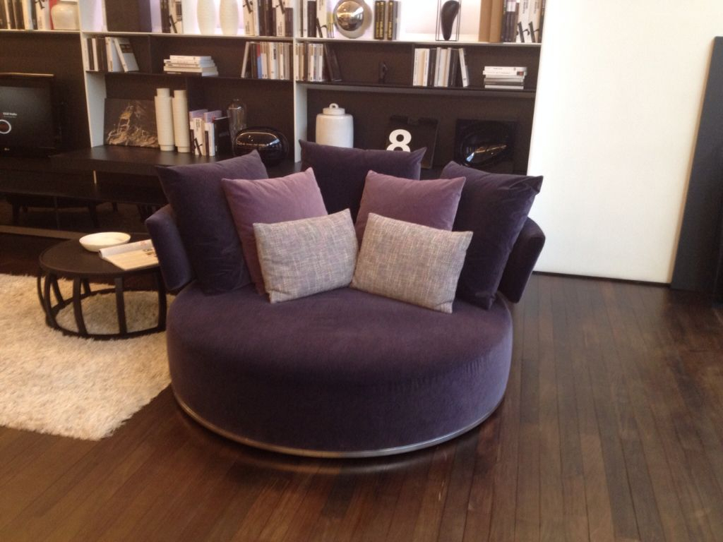 Round Swivel Chair! | Round Swivel Chair, Furniture, Chair Inside Round Swivel Sofa Chairs (View 7 of 15)