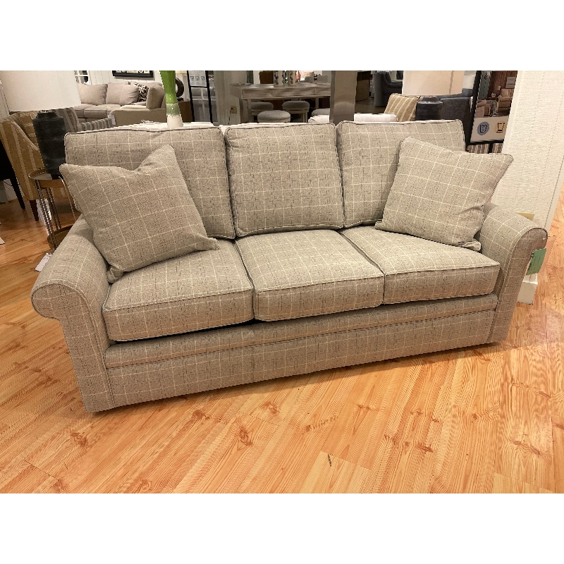 Rowe F139Q Sleeper Sofa Sale Hickory Park Furniture Galleries Pertaining To Hadley Small Space Sectional Futon Sofas (View 4 of 15)