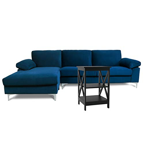 Sectional Sofas For Living Room Blue Couch Comfortable For Artisan Blue Sofas (View 2 of 15)
