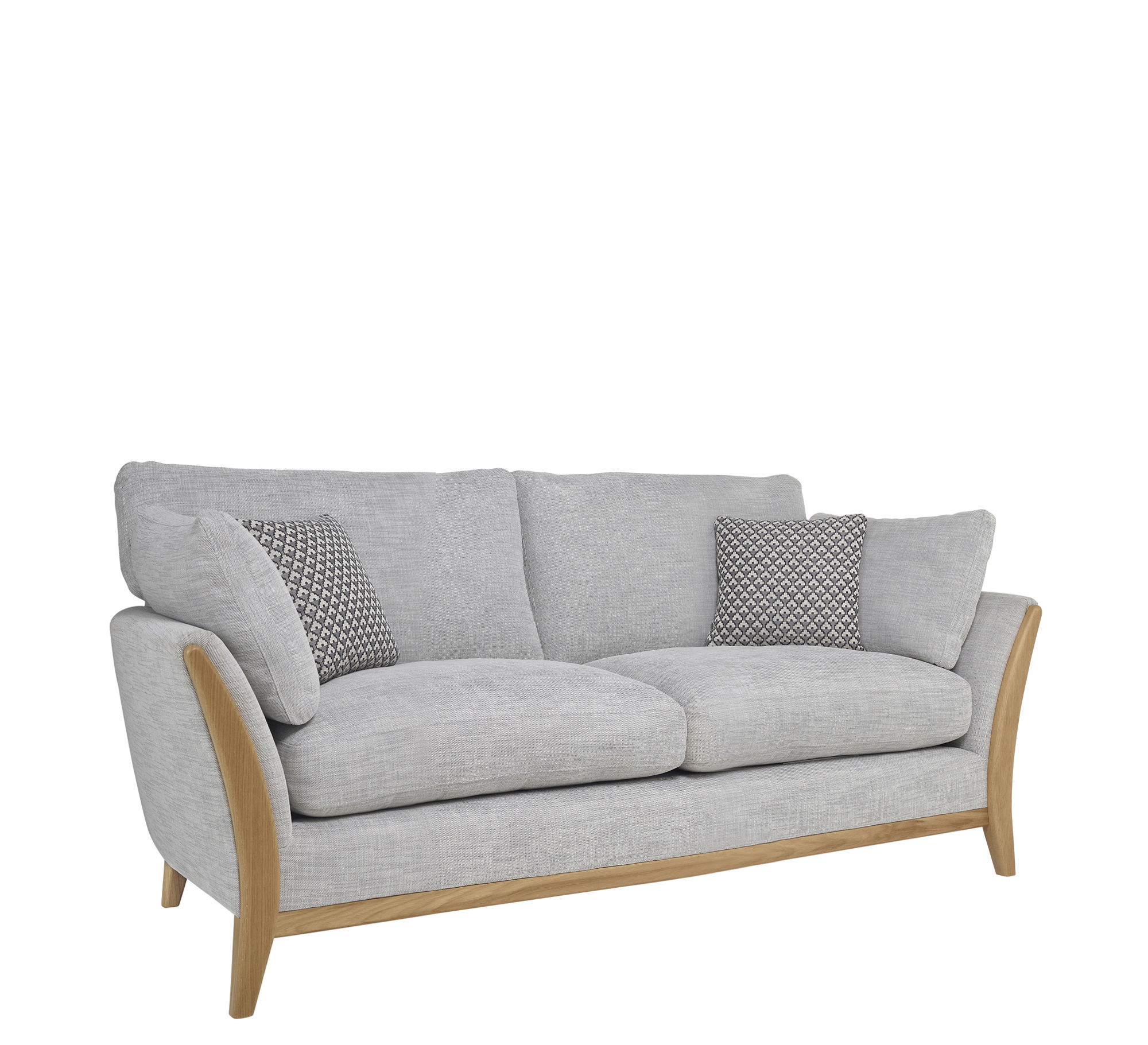 Serroni Large Sofa – Large Sofas – Ercol Furniture Pertaining To Big Sofa Chairs (View 9 of 15)