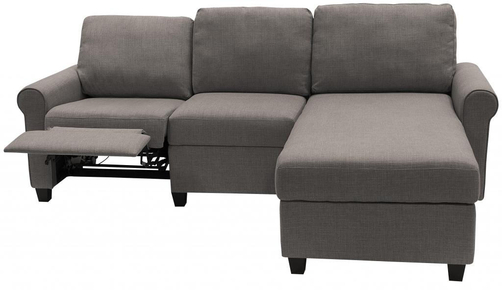 Serta Copenhagen Reclining Sectional With Right Storage For Copenhagen Reclining Sectional Sofas With Right Storage Chaise (View 7 of 15)