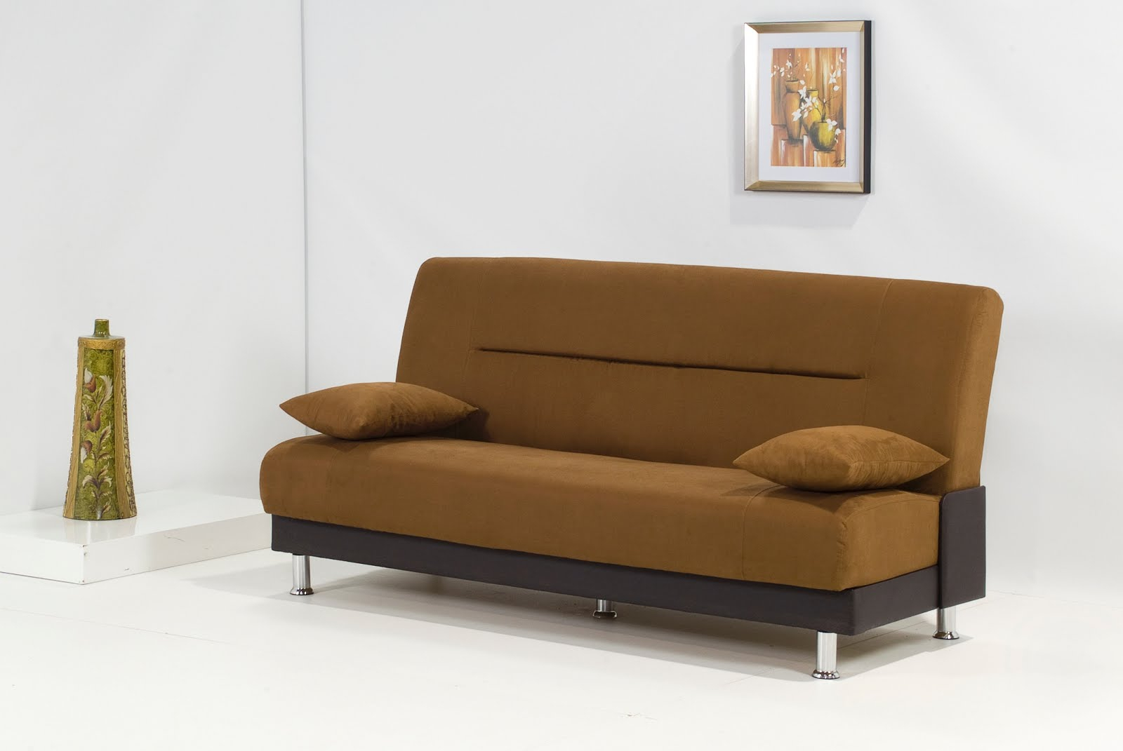 Simple Review About Living Room Furniture: Sleeper Sofas With Regard To Small Sofas And Chairs (View 14 of 15)