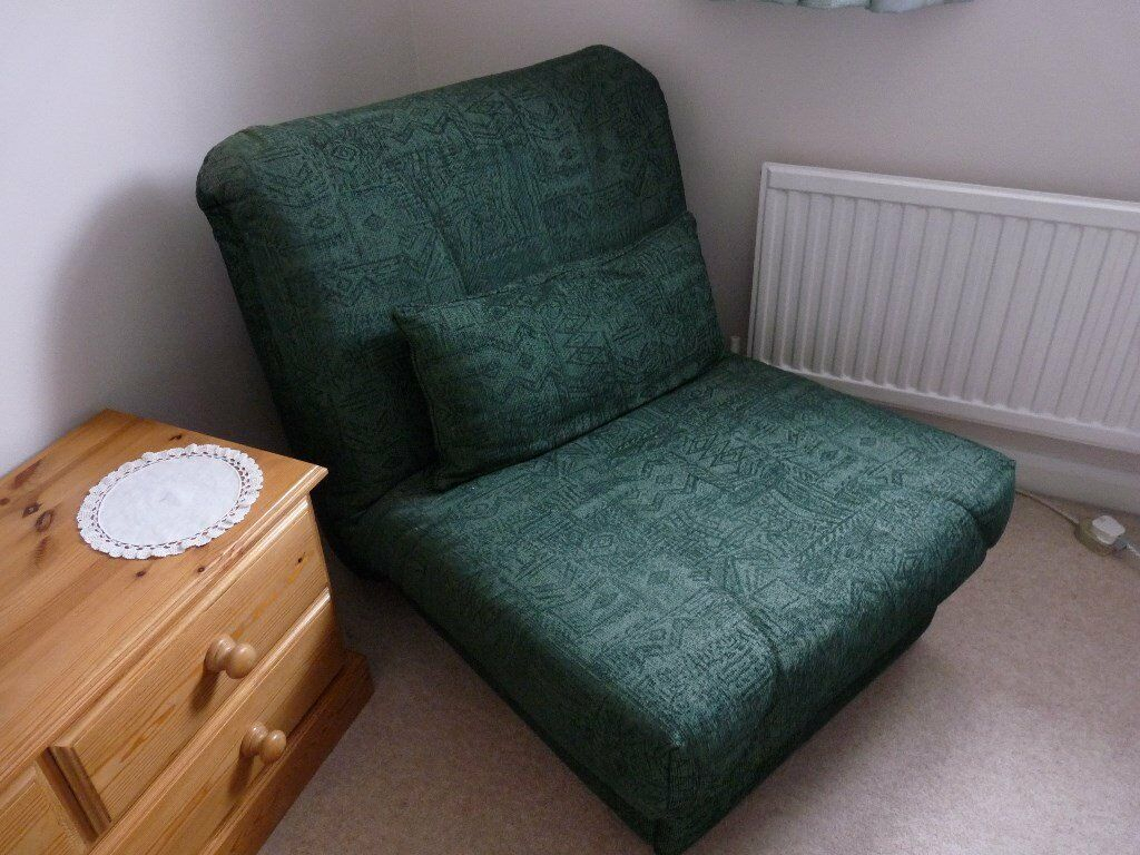 Single Folding Sofa Bed/Chair (View 13 of 15)