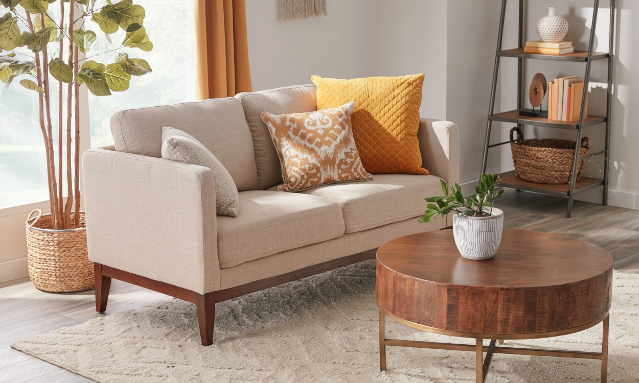 Small Sectional Sofas & Couches For Small Spaces For Easton Small Space Sectional Futon Sofas (View 9 of 15)