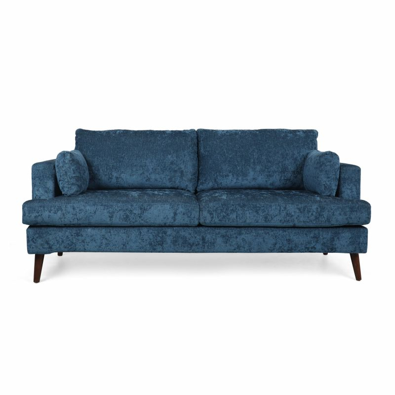 """Sofas And Sectionals In 130"""" Stockton Sectional Couches With Double Chaise Lounge Herringbone Fabric (View 11 of 15)"""
