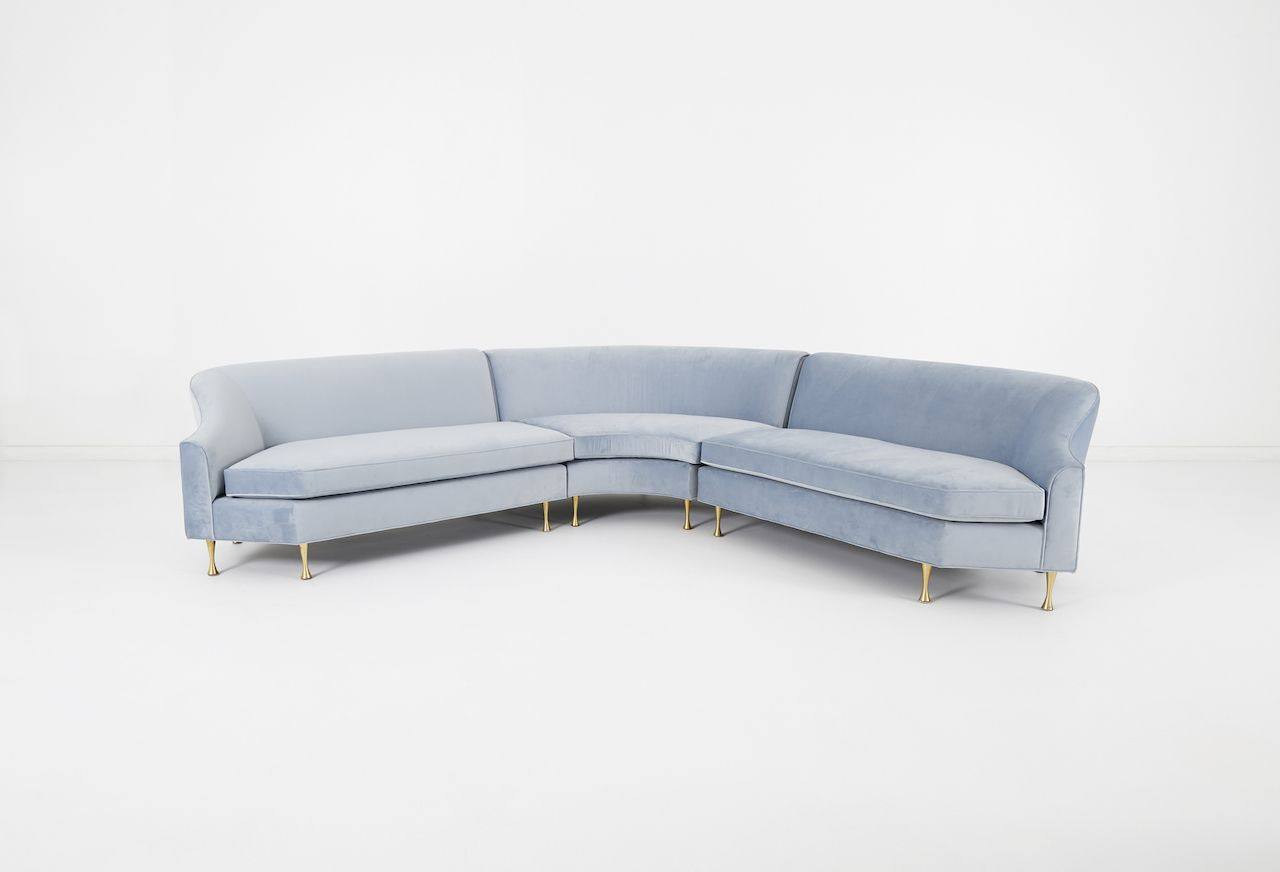Solstice Sectional | Patina Rentals | Dusty Blue Lounge With Brayson Chaise Sectional Sofas Dusty Blue (View 11 of 15)