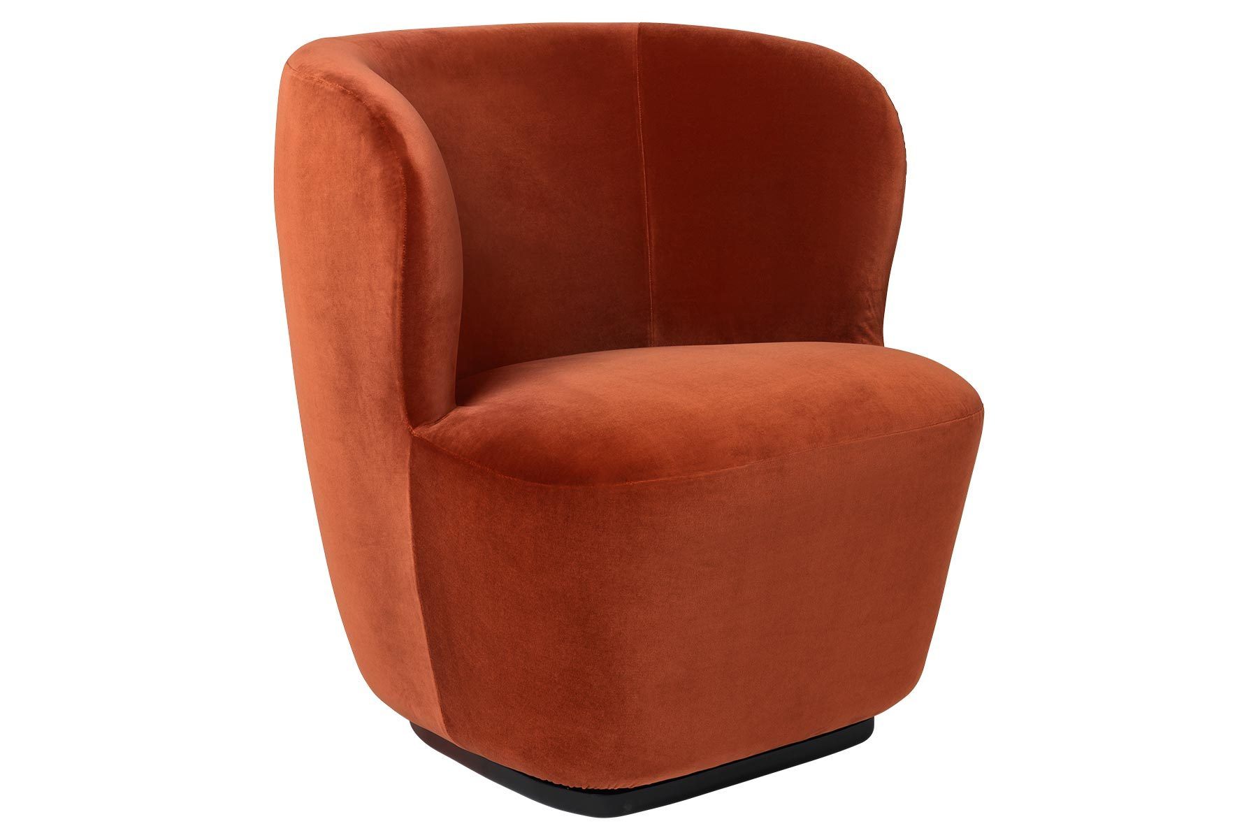 Stay Lounge Chair – Small – Swivel Base – Mid Century Mobler Intended For Swivel Sofa Chairs (View 6 of 15)