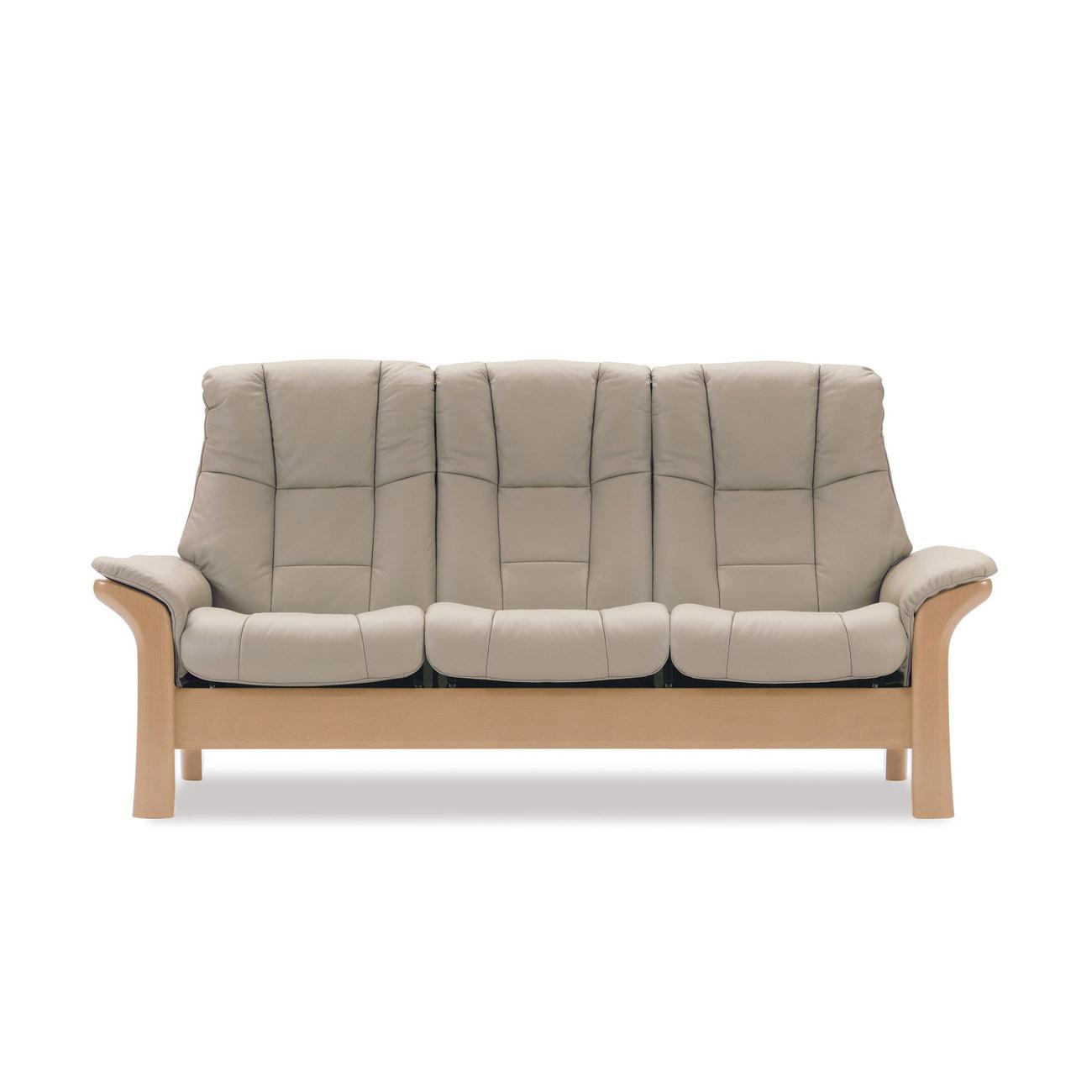Stressless Windsor High Back Sofa – Scandesigns Furniture Inside Windsor Sofas (View 12 of 15)
