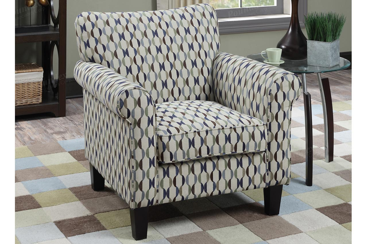 Striped Accent Chair Pertaining To Striped Sofas And Chairs (View 5 of 15)