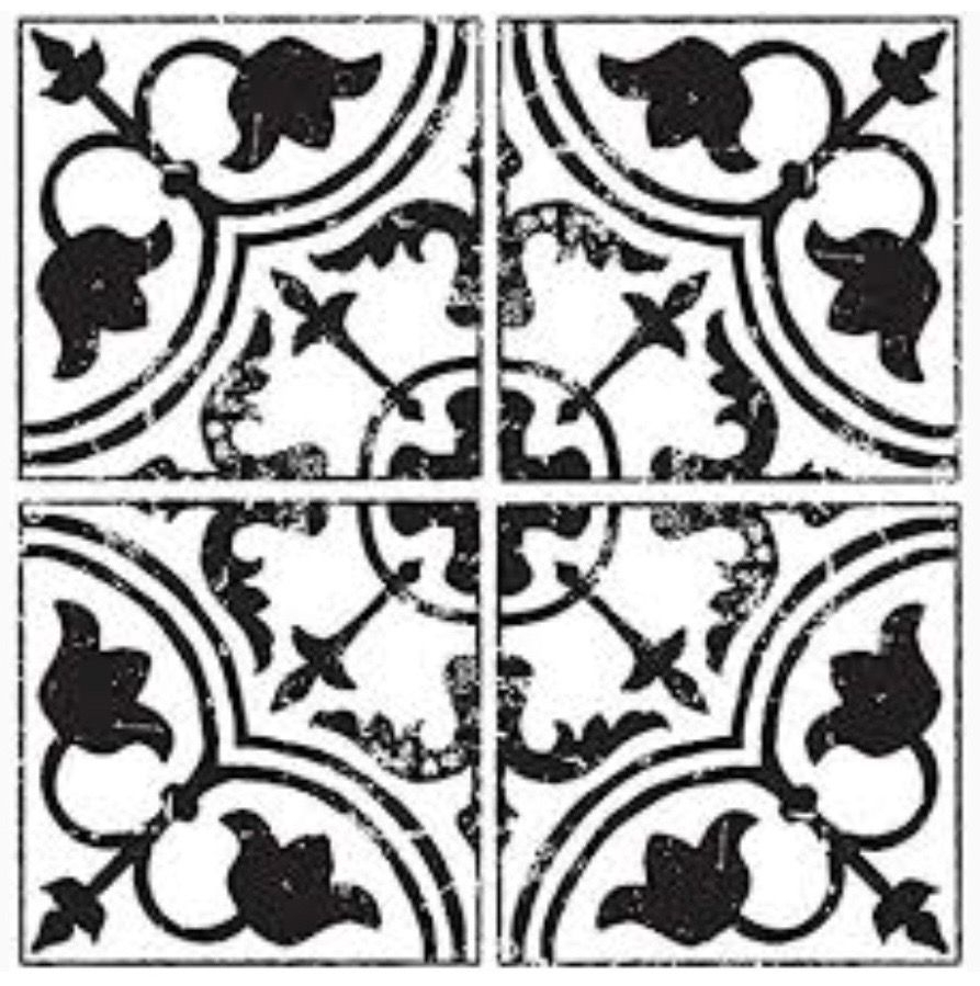 Symmetry   Iron Orchid Designs, Decorative Tile, Decor Design Inside Symmetry Fabric Power Reclining Sofas (View 12 of 15)