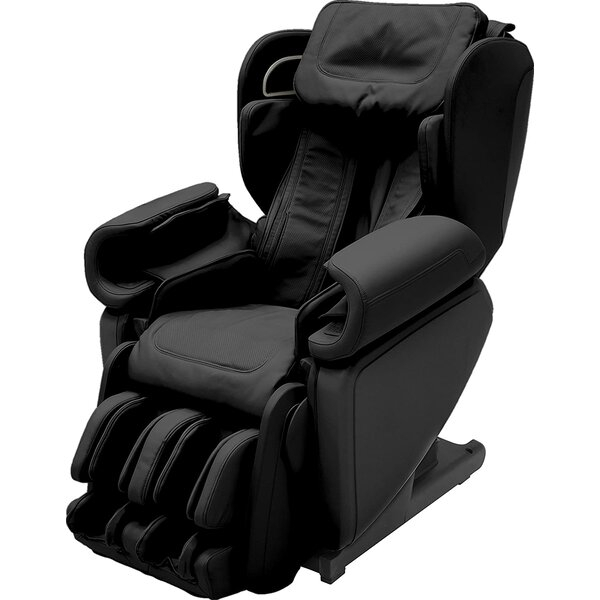 Synca Wellness Power Reclining Adjustable Width Full Body Pertaining To Navigator Power Reclining Sofas (View 7 of 15)