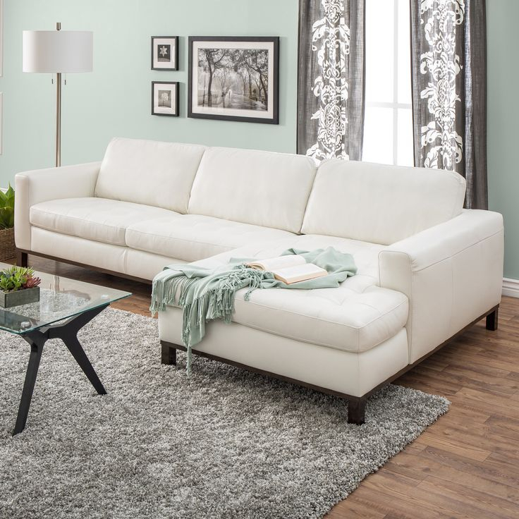 The 25+ Best Cream Leather Sofa Ideas On Pinterest | Cream Inside Cream Colored Sofas (View 2 of 15)