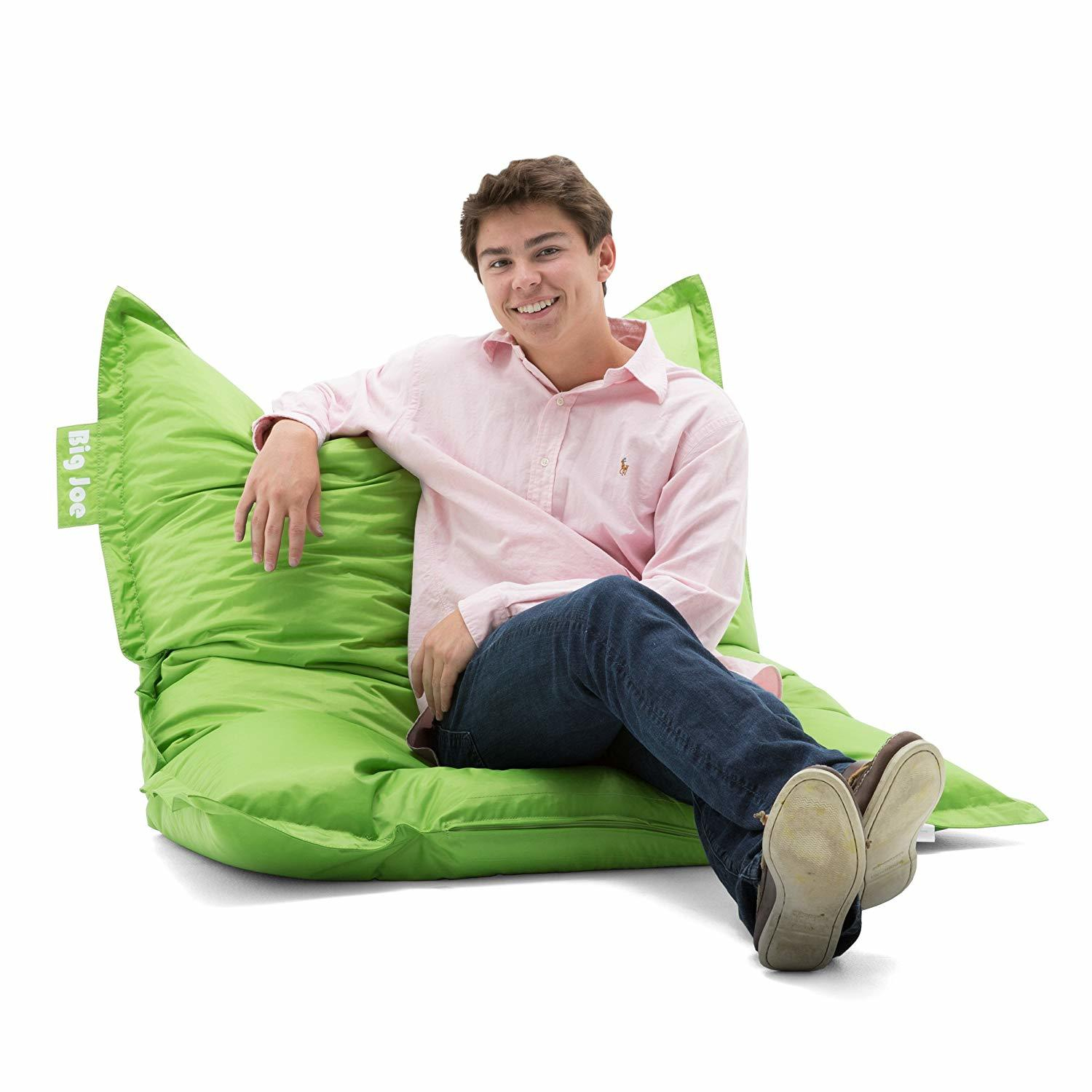 The Best Bean Bag Chair | Cuddly Home Advisors Intended For Bean Bag Sofas And Chairs (Photo 13 of 15)