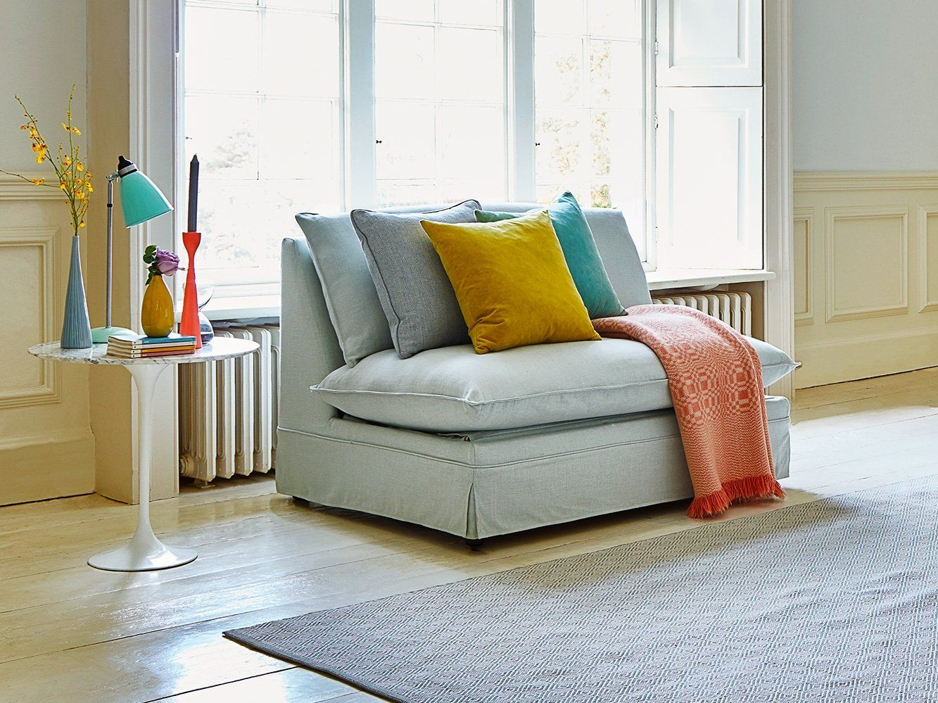 The Deverill Love Seat Sofa | Small Sofa Bed, Sofas For Pertaining To Comfortable Sofas And Chairs (View 2 of 15)