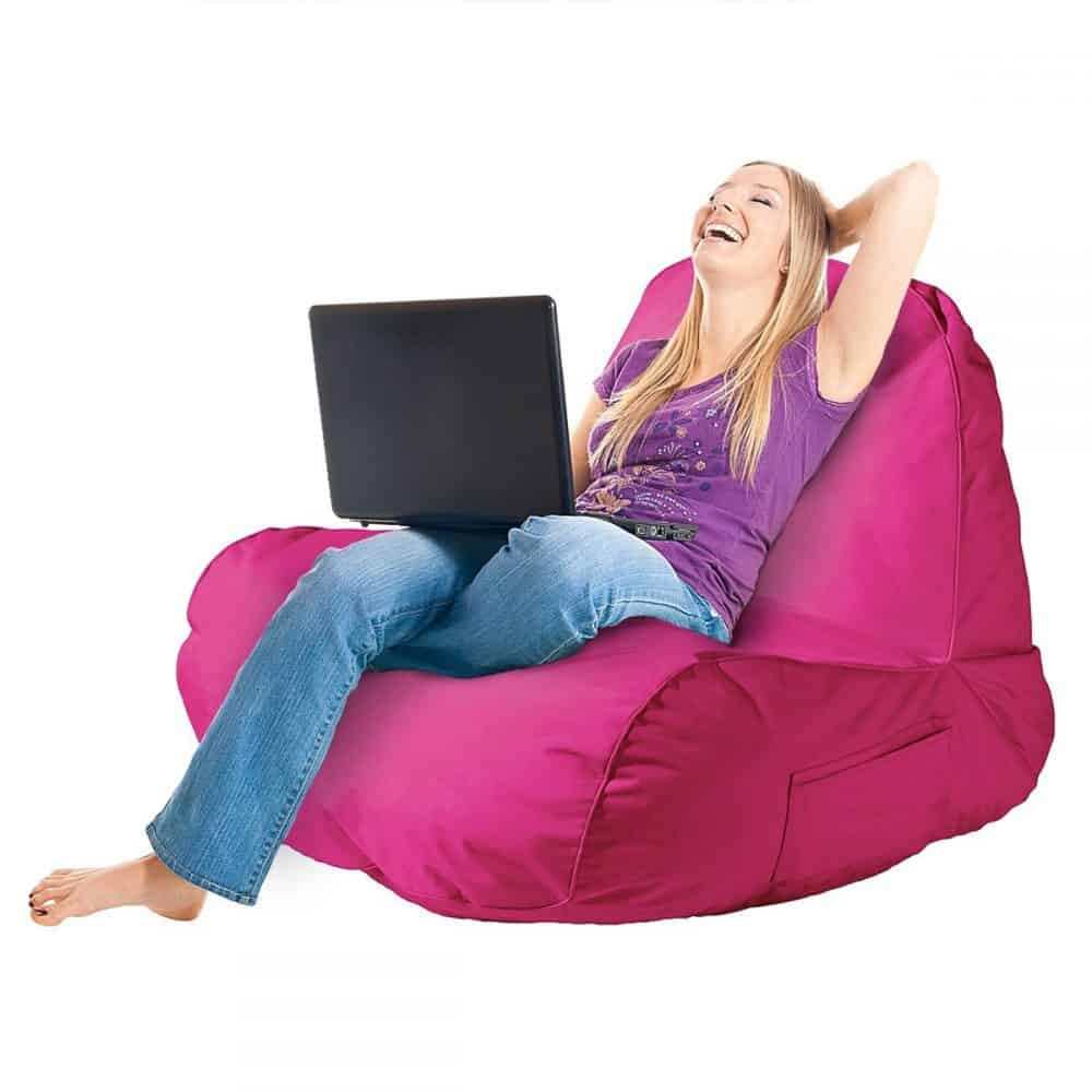 The Original Comfy Bean Bag Chair – Unbiased Review | Bean For Bean Bag Sofas And Chairs (View 11 of 15)