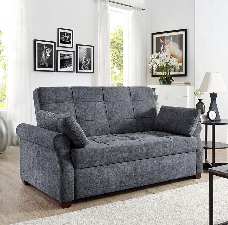 The Serta Hampton Convertible Sleeper Sofa Is A Sleep Solution With Hamptons Sofas (View 11 of 15)