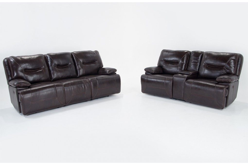 This Combination Will Make Any Living Room Extra Cozy And Pertaining To Marco Leather Power Reclining Sofas (View 15 of 15)
