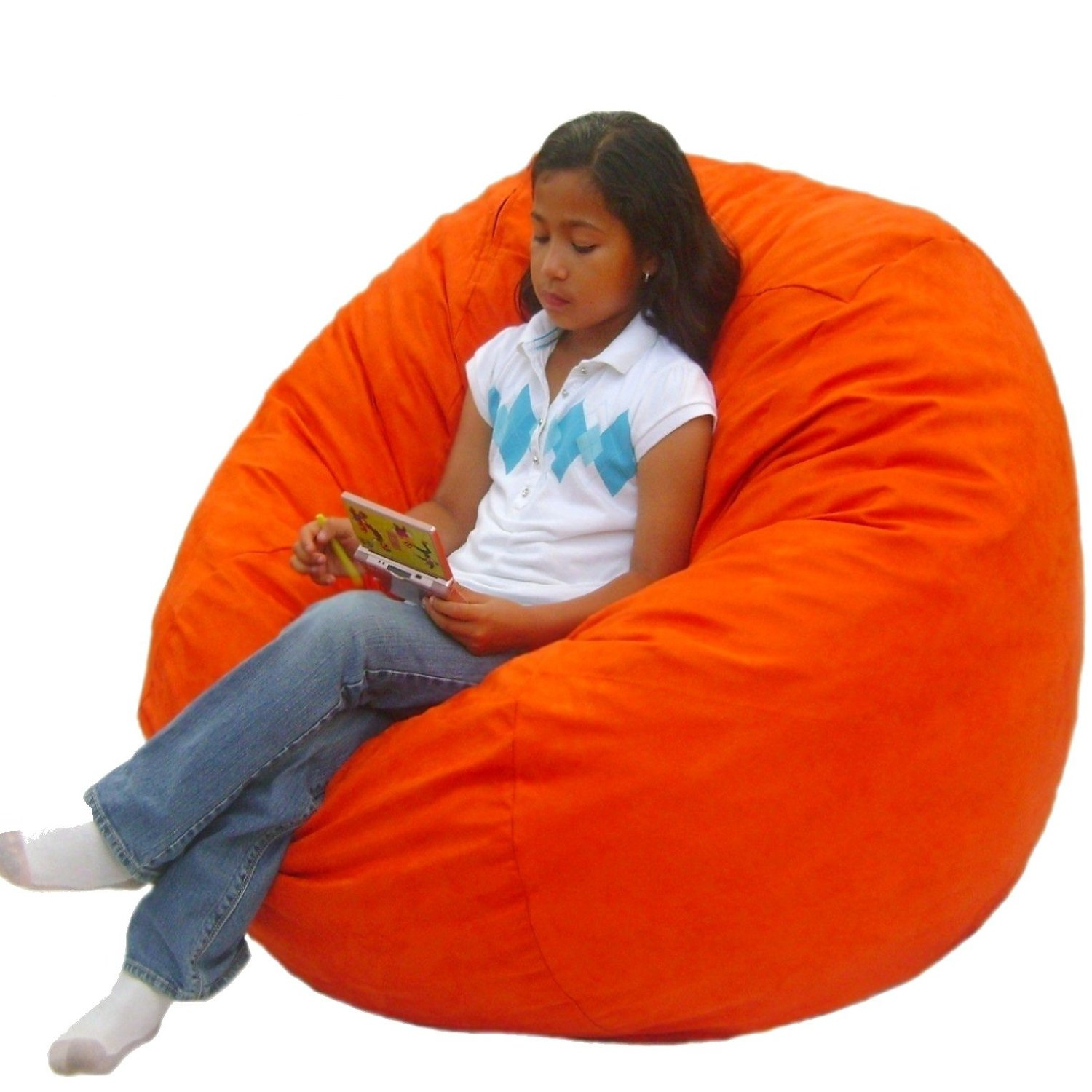 Top 10 Best Bean Bag Chairs For Kids Reviews – (2020) With Regard To Bean Bag Sofas And Chairs (View 6 of 15)