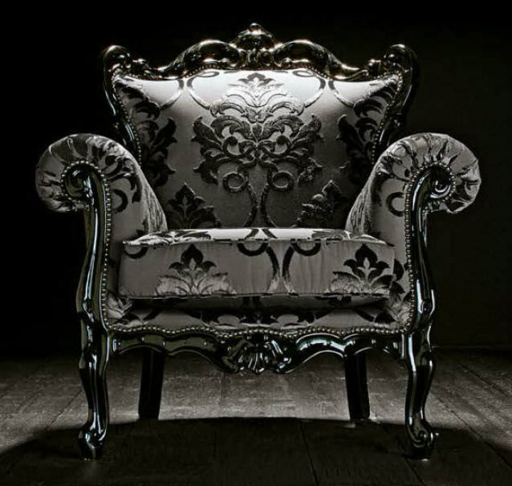 Top 10 Gothic Furniture Design   Home Decor Ideas Pertaining To Gothic Sofas (View 8 of 15)