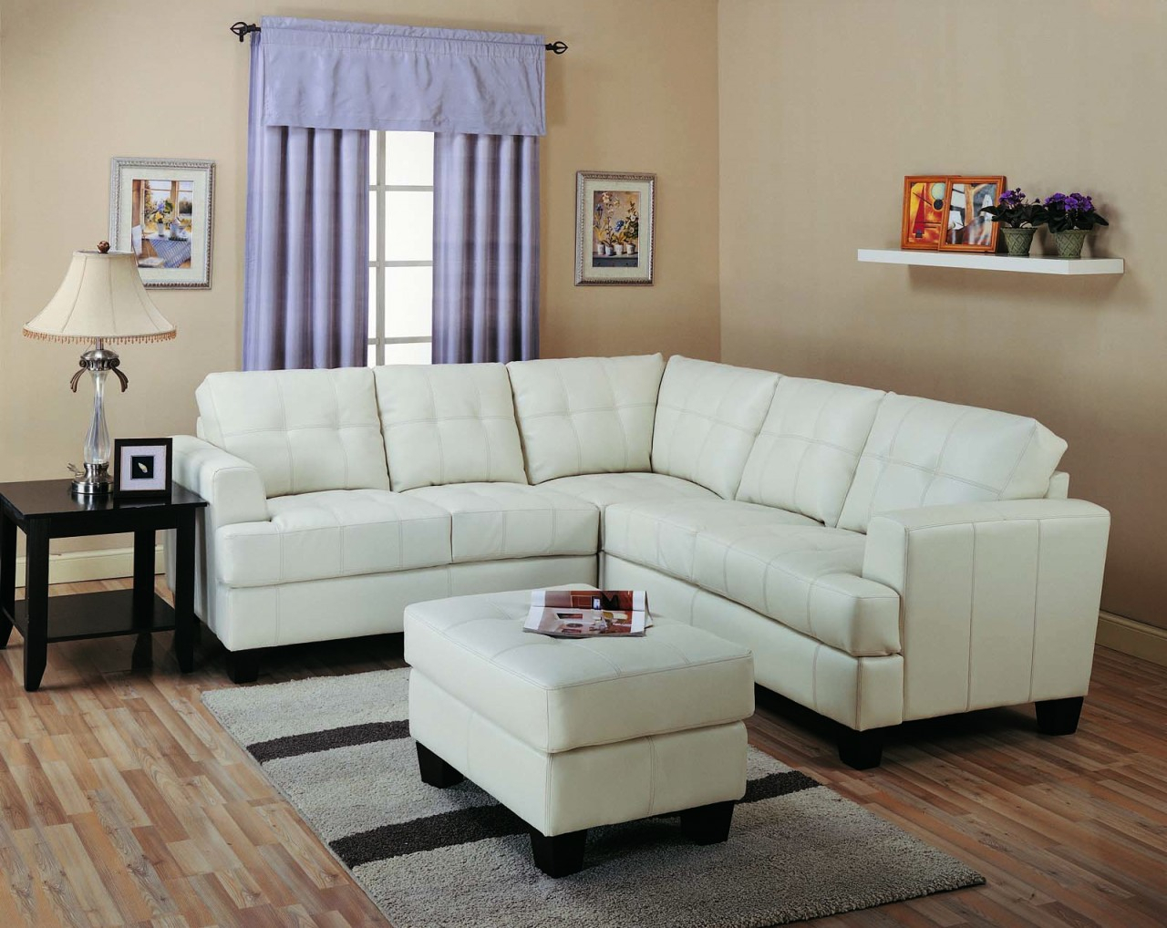 Types Of Best Small Sectional Couches For Small Living With Regard To Small Sofas And Chairs (View 9 of 15)