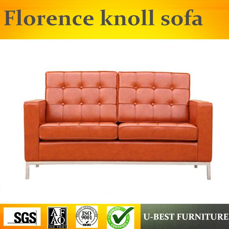 U Best Hot Sale High Quality Florence Knoll Replica Sofa Intended For Florence Knoll Living Room Sofas (View 10 of 15)