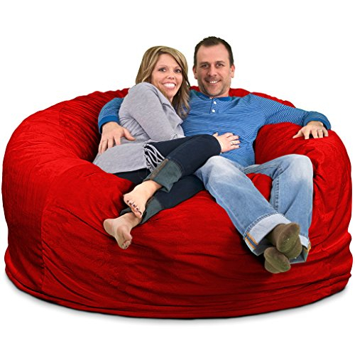 Ultimate Sack Bean Bag Chairs In Multiple Sizes & Colors Within Bean Bag Sofas And Chairs (Photo 2 of 15)