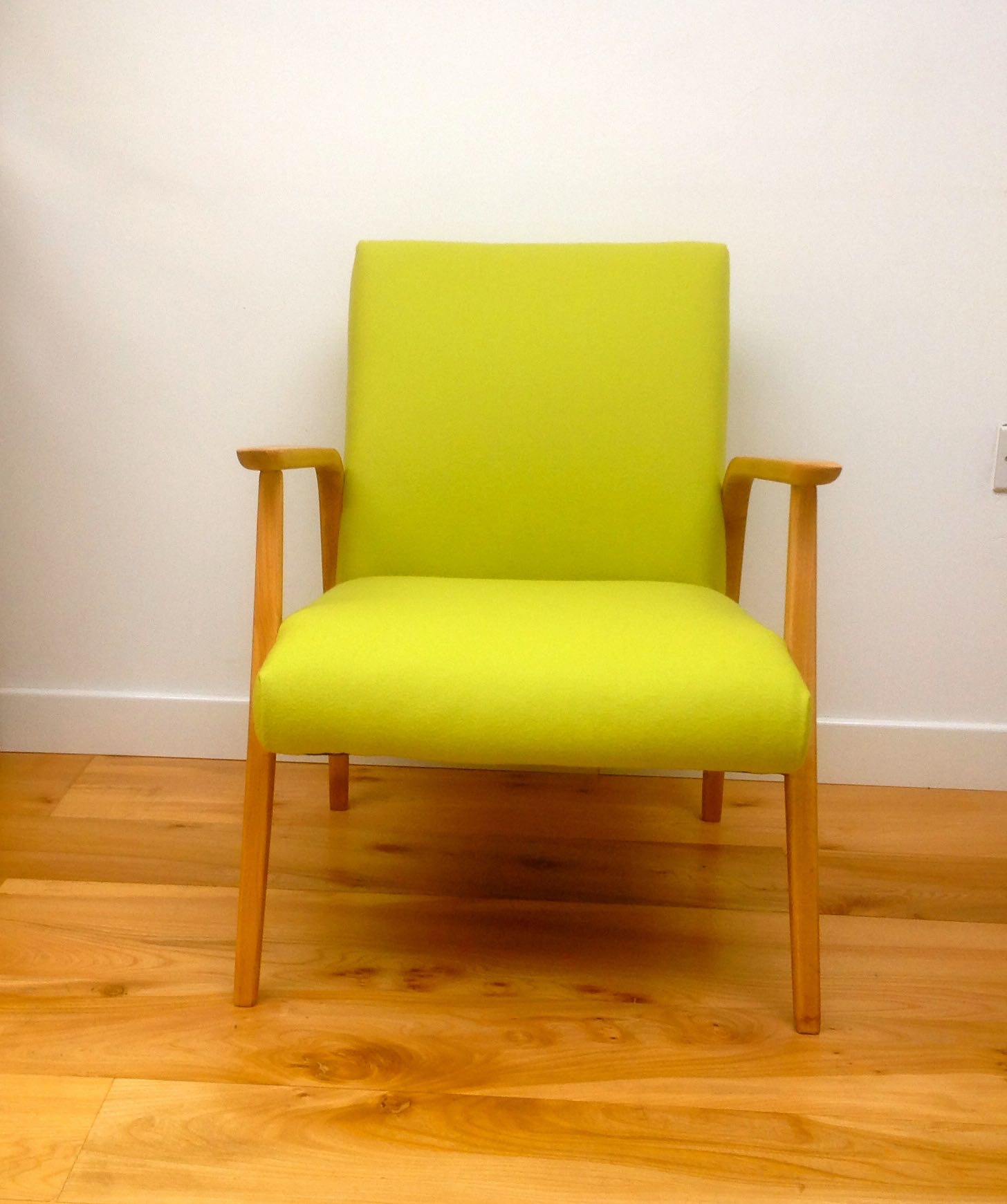 Vintage 1950S Danish Style Lounge Chair – Maud Chairsmaud Throughout Retro Sofas And Chairs (View 8 of 15)
